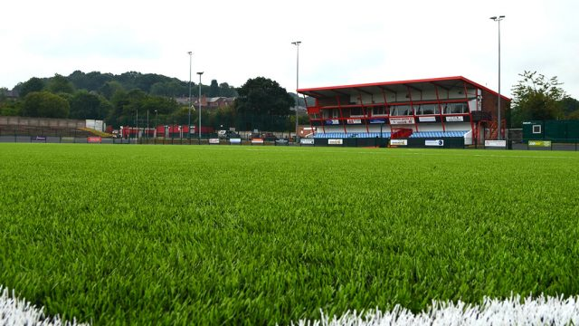 Redditch United, 3G Synthetic Sports Pitch, SIS Pitches, Valley Stadium