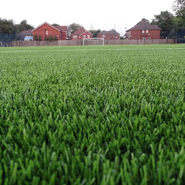 Synthetic, sisturf, grass, artificial pitch, field, Flixton Girl School