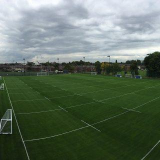 Leigh sports village 2015