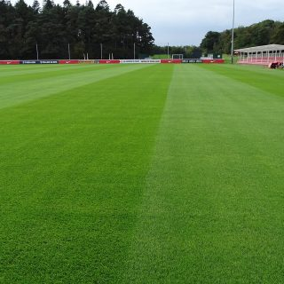 St Geroges Park National Football Centre SISGrass 2016