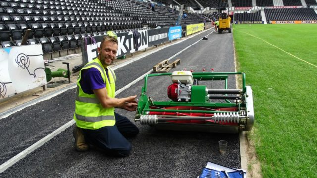 Hull City, SIS Pitches employees, SISGrass