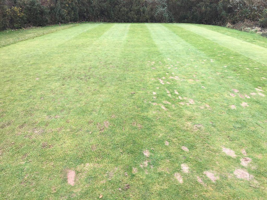 Long Ashton Golf Club Trial
