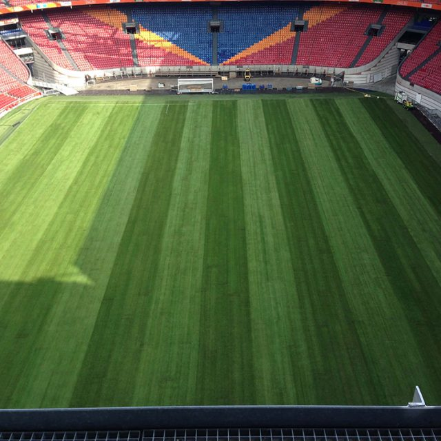 Amsterdam Arena 2014, natural turf pitch, sis pitches, football