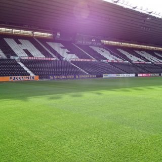 Derby County SISGrass 2016, hybrid turf, football pitch, sis pitches