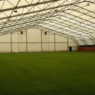 Ipswich Town FC indoor 2016, hybrid turf, football pitch, sis pitches