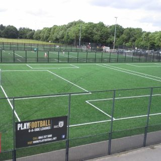 Littledown leisure centre 2016, sisturf, artificial turf, synthetic pitch, sis pitches