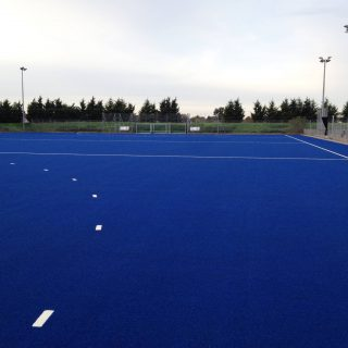 Redbridge Sports Centre SISTurf 2013, artificial turf, synthetic pitch, hockey pitch, SIS Pitches, blue artificial turf