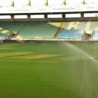 Rizespor SISGrass 2016, football pitch, synthetic turf, artificial pitch, sis pitches