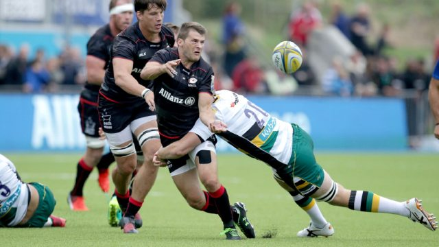 Saracens Rugby Union, aviva premiership, synthetic turf, artificial grass sis pitches ireland
