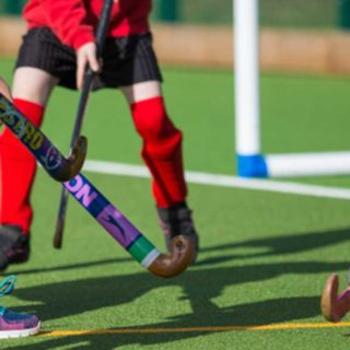 SISTurf Hockey, artificial turf, synthetic pitch, hockey pitch, SIS Pitches, red artificial turf