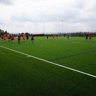 St Johns RC School Bishop 2015, sis pitches, artificial turf, synthetic pitch, blue lines