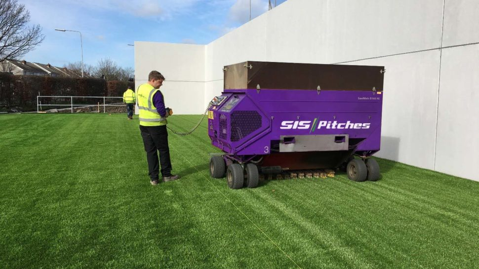 NAOMH BARROG GAA, sis pitches ireland, synthetic turf, artificial grass