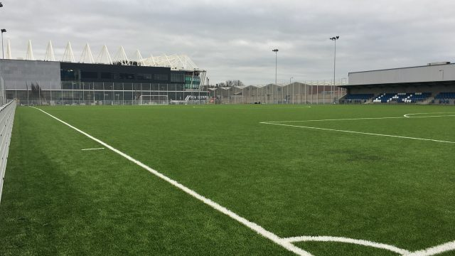 Linfield FC,3G sports pitch