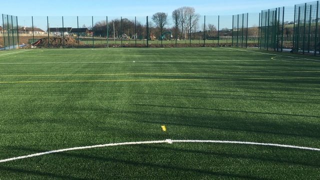 Kilfennan Community Centre 3G pitch