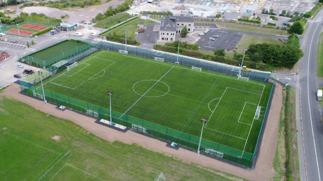 Lakewood ireland hybrid pitch SISGrass
