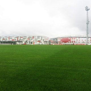 Spartak Moscow, SISTurf, 3G pitch, turf, fifa quality,