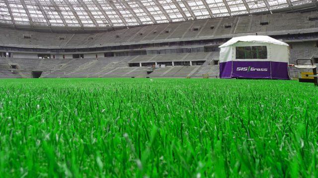 Hybrid pitch, grass, reinforced grass, hybrid technology, SISGrass