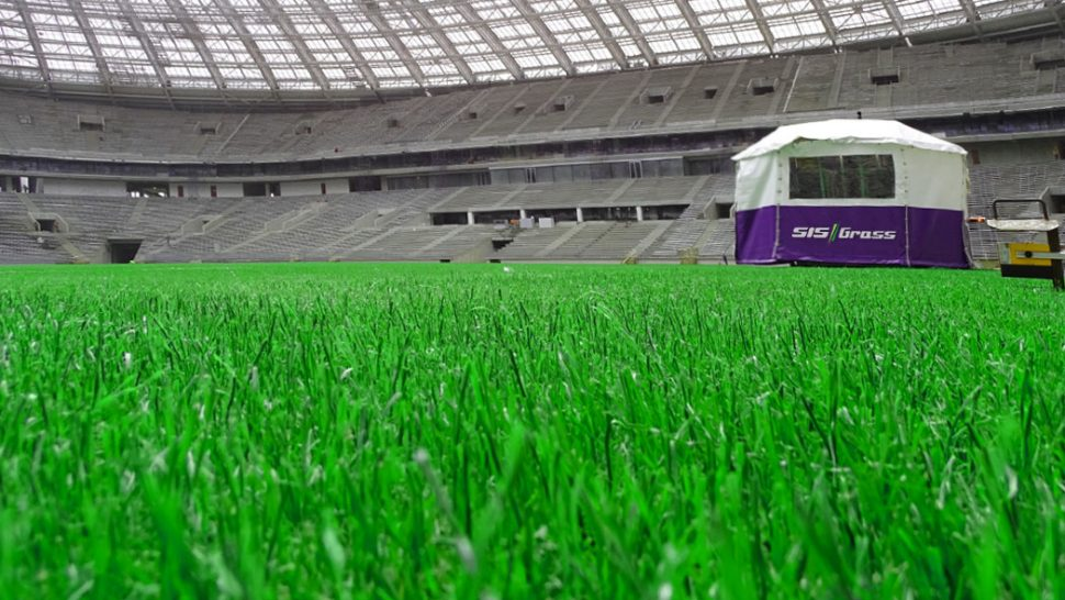 Hybrid pitch, grass, reinforced grass, hybrid technology, SISGrass
