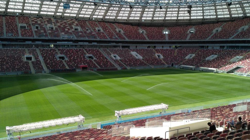 стадионов Чемпионата мира – 2018 системой SISGrass
