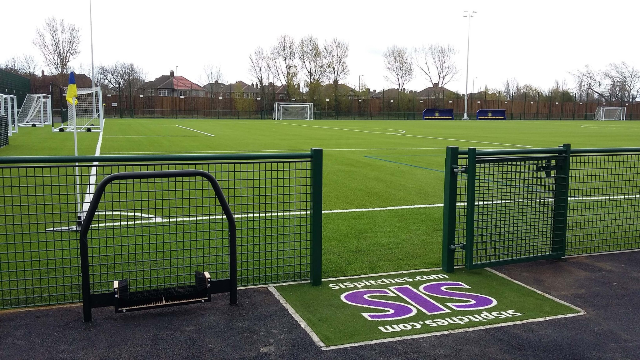 Sports Pitches For Clubs Sis Pitches