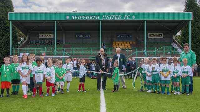 BEDWORTH UNITED'S 3G LEGACY, The greenbacks, SIS Pitches, synthetic turf, artificial pitch, EvoStik Southern Premier League,