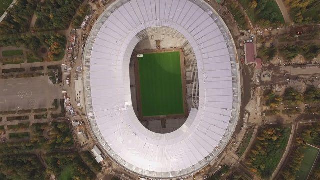 World Cup final 2018, SIS Pitches, Luzhniki Stadium, Moscow, SISGrass, Hybrid turf