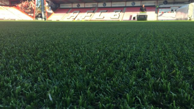 afc Bournemouth, SISGrass, hybrid pitch system, 2018 World Cup, Luzhniki Stadium