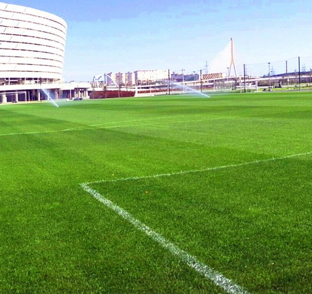 BAKU OLYMPIC STADIUM COMPLEX, SISTurf, Artificial turf, Synthetic pitch
