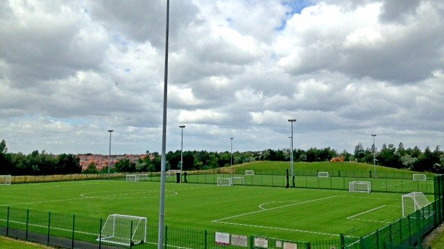 Silksworth Sport Complex, resurface, hockey pitches, artificial turf, synthetic grass, football pitch