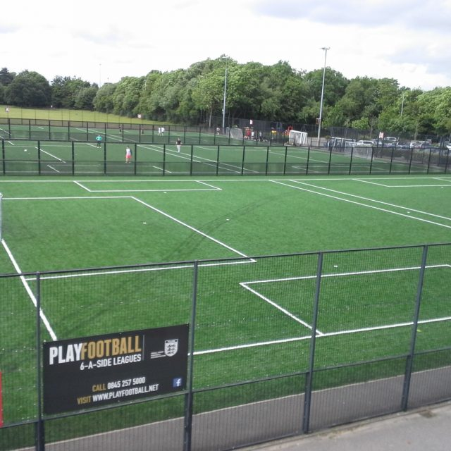 LITTLEDOWN LEISURE CENTRE Bournemouth, synthetic turf, artificial football pitch