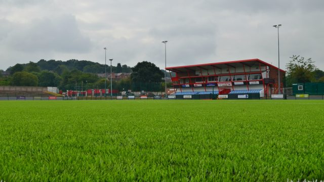 Valley stadium, Redditch united, SIS Pitches. synthetic turf, artificial pitch