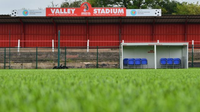 3g pitch, synthetic turf, artificial grass, sispitches, redditch united