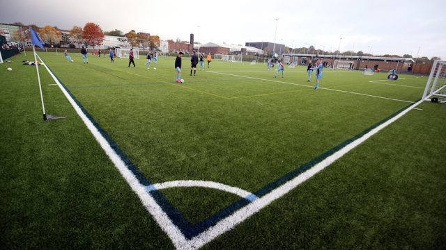 Sheffield Graves Centre, Parklife project, FA scheme, synthetic turf, artificial pitch