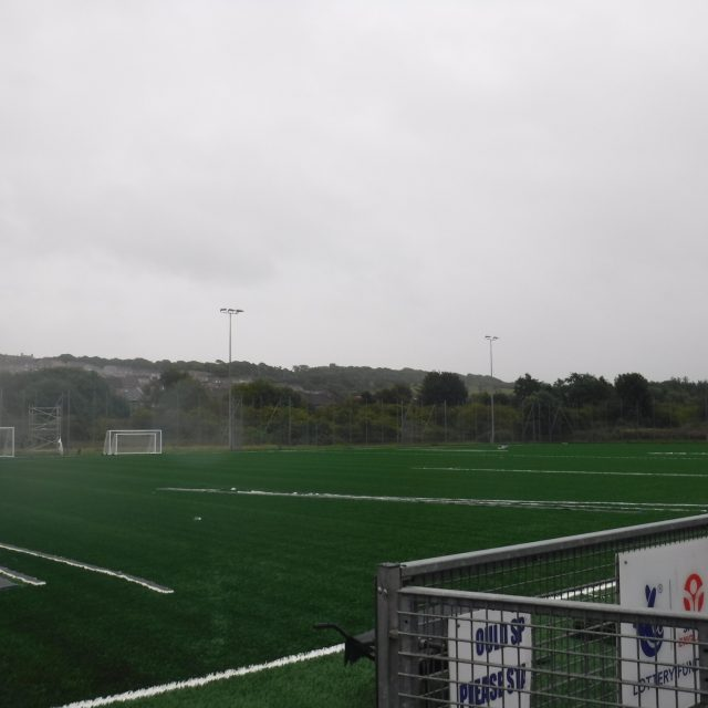 Whitehaven AFC, Lakes College in Workington and Richard Rose Central Academy, in Carlisle, Cumbrian synthetic turf, SIS Pitches, SISTurf