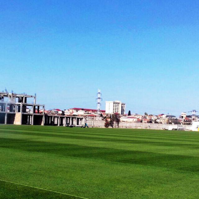 Neftchi Training Center, Ismat Gayibov Stadium, SIS Pitches, Natural turf, football pitch