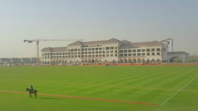SIS Pitches, Al Habtoor Polo Resort, Dubai Polo, middle east synthetic turf, artificial grass