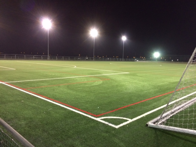 Hull University, SIS Pitches, synthetic turf, artificial grass, hockey pitch, rugby pitch, football pitch, red lines on pitch