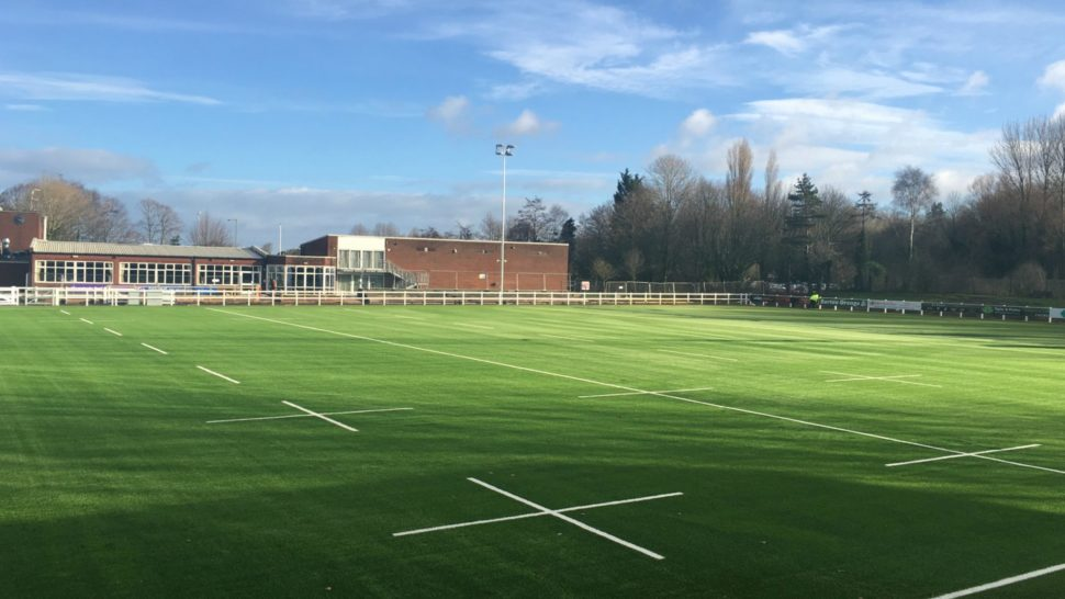 SIS Pitches, Preston Grasshoppers, synthetic turf, artificial grass, white lines, rugby club