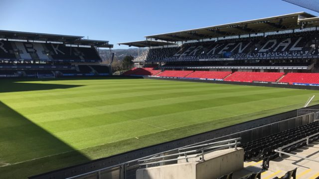 football, Lerkendal Stadium, Luzhinki stadium, SISGrass, World Cup 2018, Hybrid turf