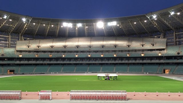 Baku Olympic Stadium SISGrass
