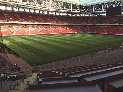Home of Spartak Moscow