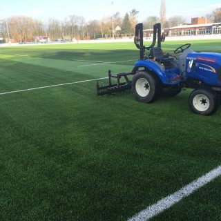 maintenance sports pitch equipment