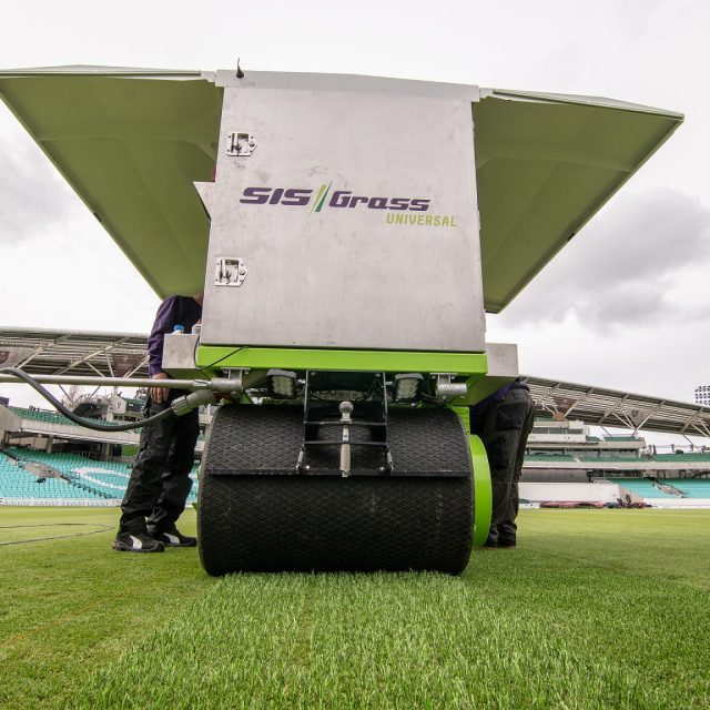 Cricket installation hybrid surface