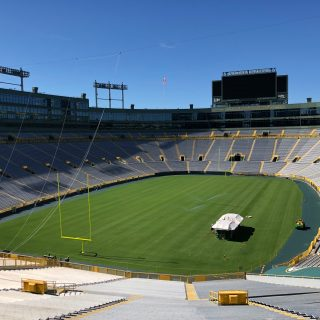 Green Bay Packers SISGrass