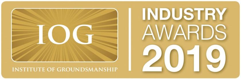 IOG awards saltex 2019 SISGrass