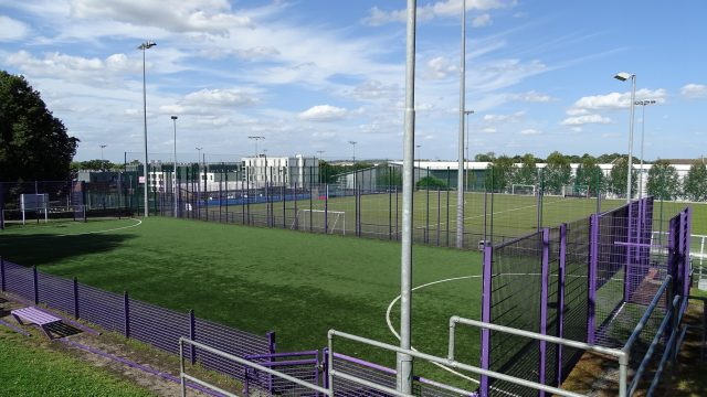 MUGA Pitch - SIS Pitches
