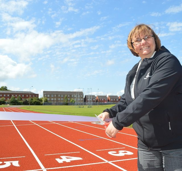 Running Track Installation | Athletics Track Surfaces | SIS Pitches