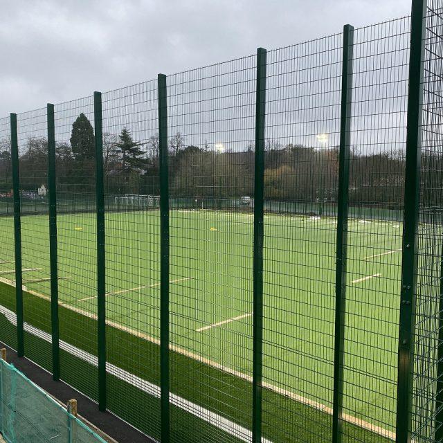 University of Nottingham pitch resurface - SIS Pitches