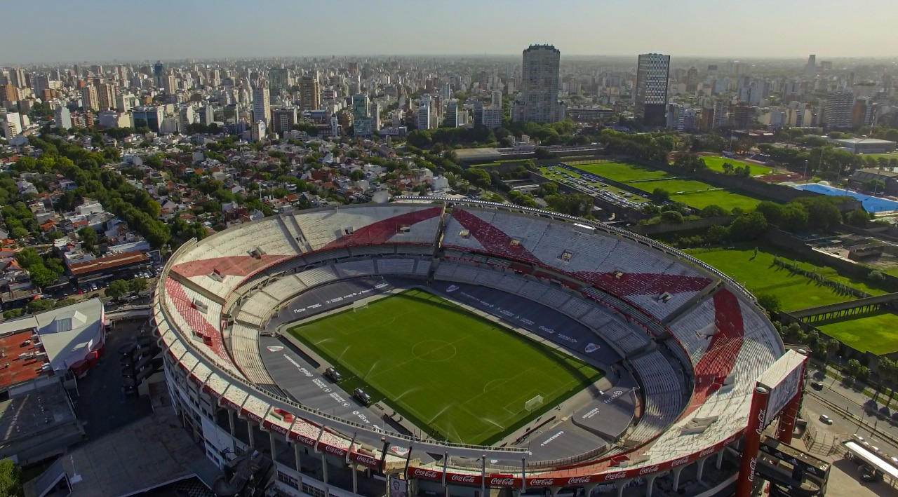 River Plate - SIS Pitches